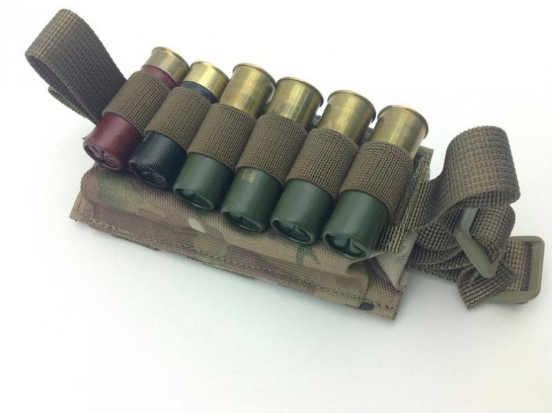 Подсумки для патронов 12К